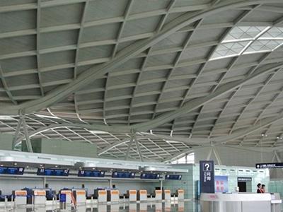 机场航站楼